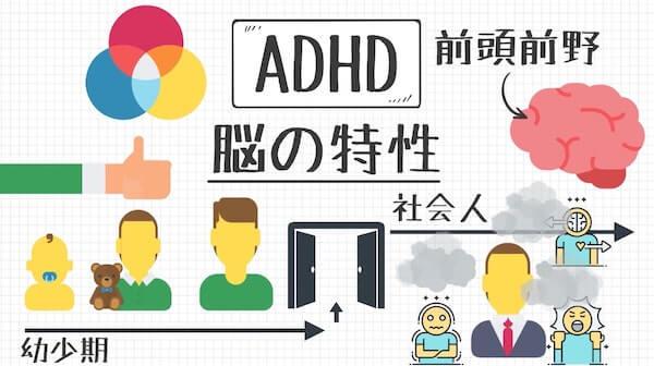 ADHDの原因