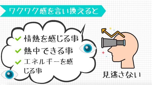 ライフデザイン_ワクワク感